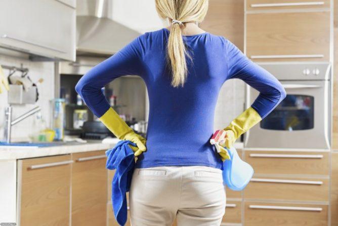 Чистота против тараканов