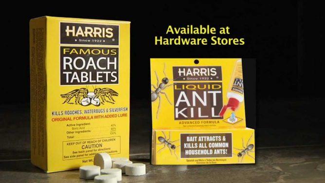 Harris Roach таблетки