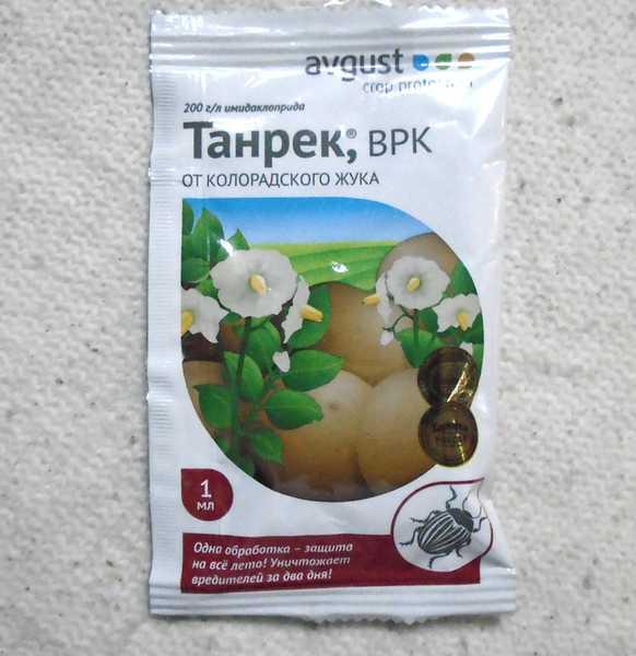 Препарат Танрек