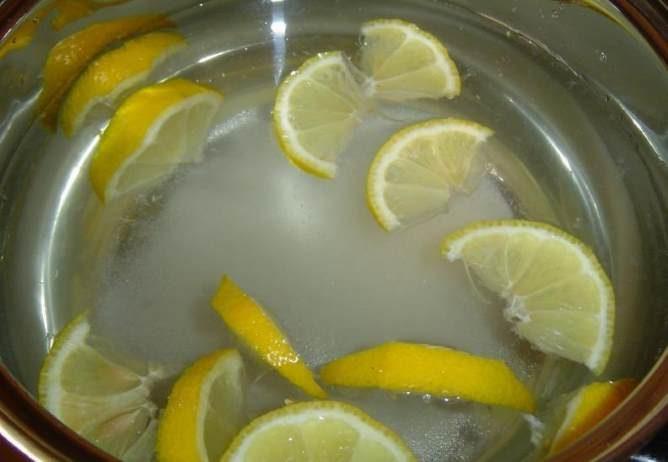Лимонный раствор